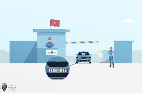 إجراءات جديدة لدخول السيارات المرقمة بالخارج الى المغرب + فيديو