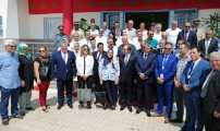أناس الدكالي يشرف على افتتاح مركز صحي ببلدية بني انصار
