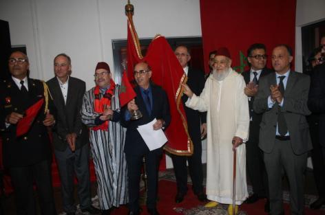 احتفال أفراد الجالية المغربية بهولندا بذكرى المسيرة الخضراء
