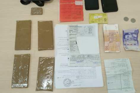 توقيف شخصين متورطين في قضية حيازة والإتجار في المخدرات والمؤثرات العقلية