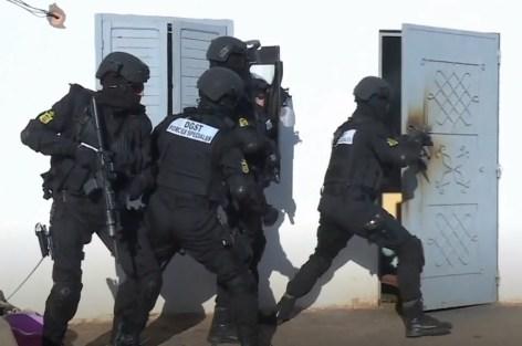 فيديو.. تفكيك خلايا إرهابية في عدة مدن مغربية