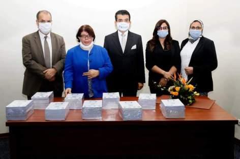 منظمة الإيسيسكو واللجنة الوطنية المغربية للتربية والعلوم والثقافة يواكبان مؤسسة الأمل للتنمية الاجتماعية.