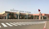 تراجع نشاط مطار أكادير المسيرة بنسبة 77.89 في المائة