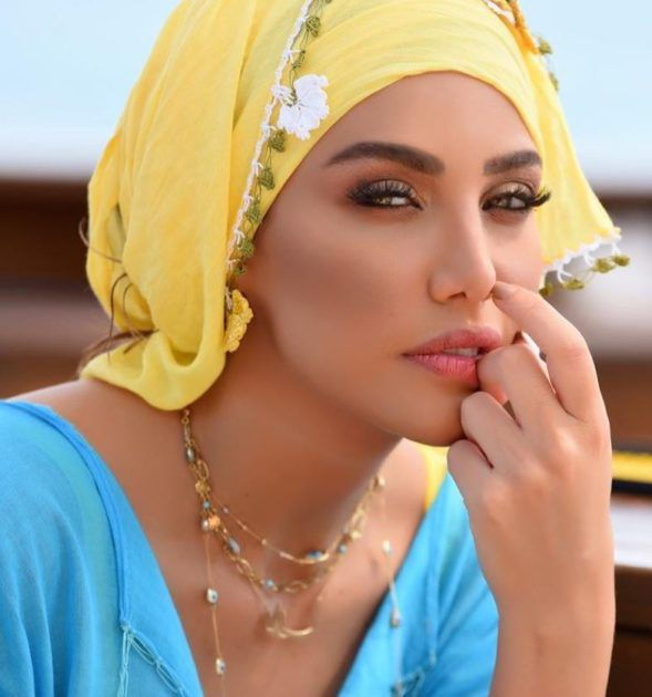 Amal Arafa's reaction after her ex-wife engagement to the Lebanese singer - Pictures of the Bride