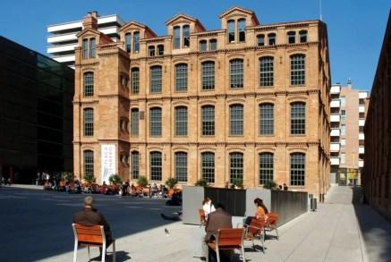 Pompeu Fabra University Campus image recently taken...