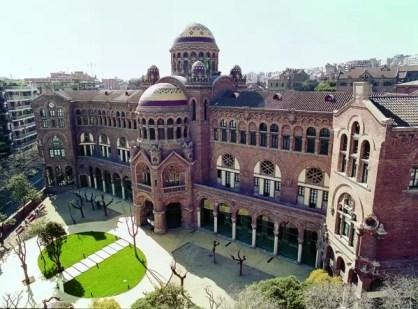 Autonomous University of Barcelona Campus images.