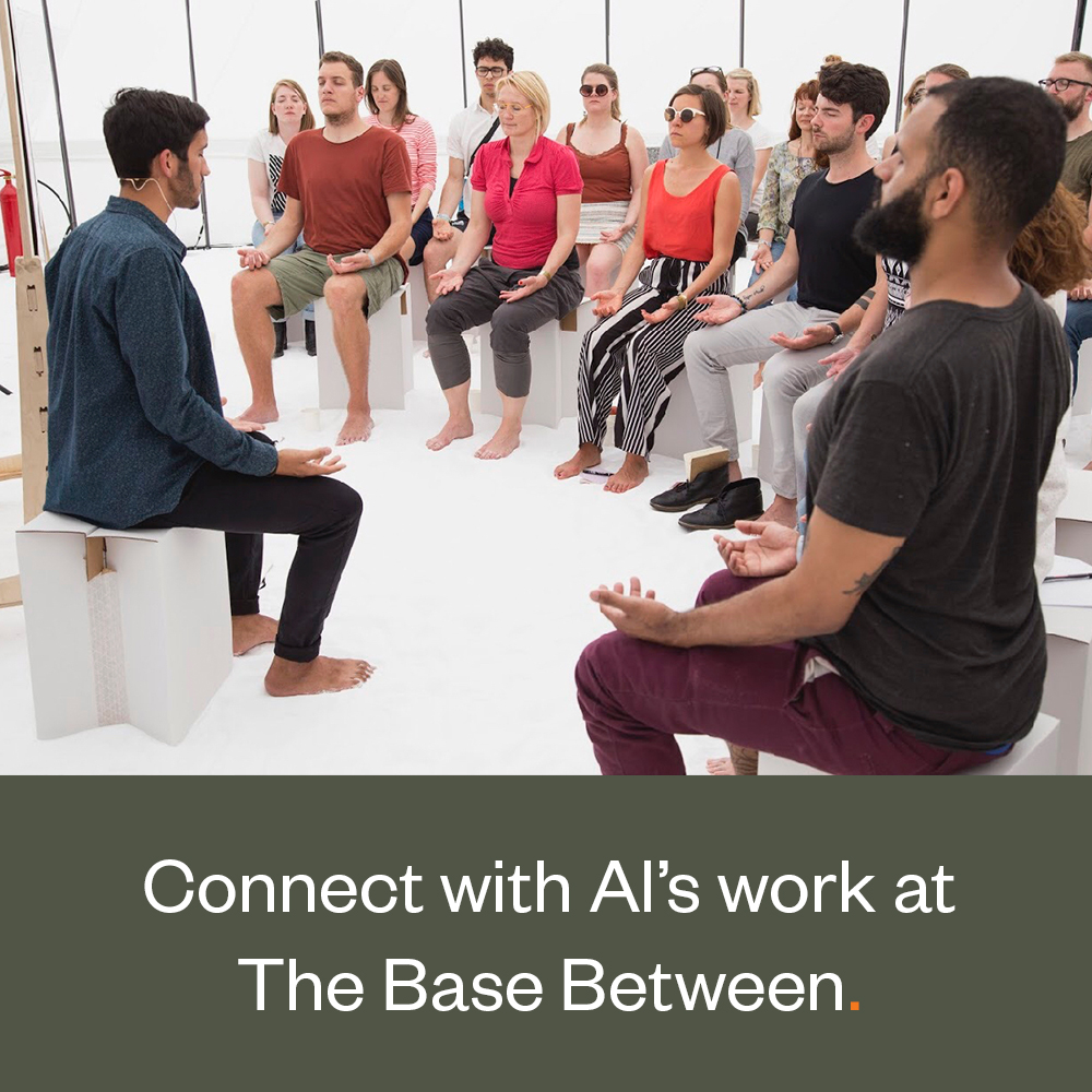 Connect with Al's work at The Base Between