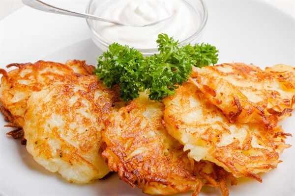 Как готовить драники из картошки рецепт с мукой