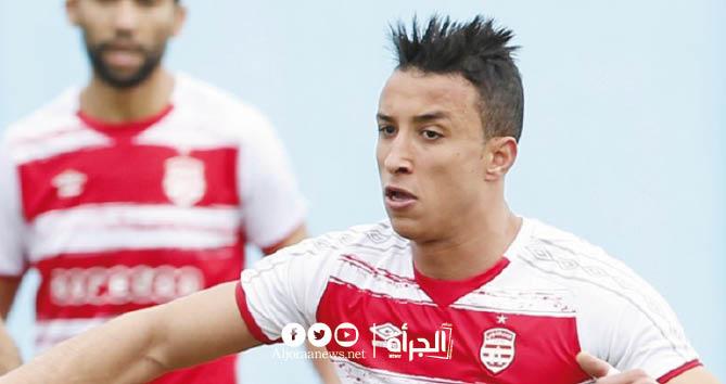 احمد خليل يتمرّد على النادي الافريقي من أجل عيون الزمالك المصري