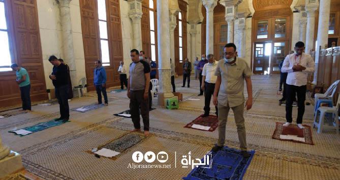 تونس الكبرى: فتح المساجد بداية من هذا التاريخ وتعليق صلاتي الجمعة والعيد