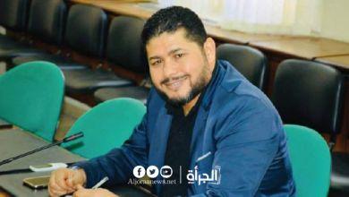 محمد عمار ينسحب من رئاسة الكتلة الديمقراطية