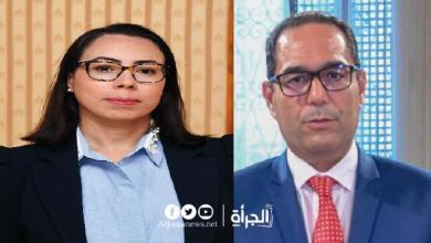 عماد بوخريص يمنح شقيق نادية عكاشة صفة مبلغ عن الفساد