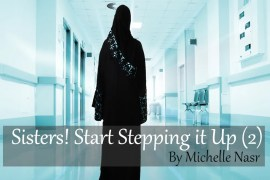 Sisters! Start Stepping it Up2