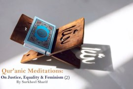 quranic meditation On Justice Equality Feminism 2