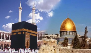 Two Holy Places