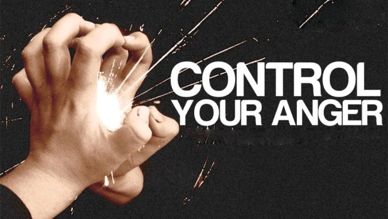 Anger : Shaytan's Potent Weapon