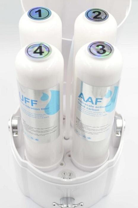 Zestaw wymiennych filtrów do dystrybutora wody JK-0216W na 6 i 12 miesięcy