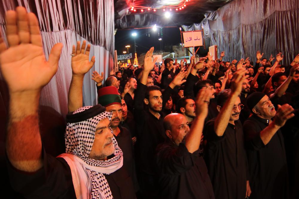 عبيد الله بن زياد يمنع العراقيين من نصرة الامام الحسين و احفادهم