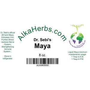 AlkaHerbs Maya