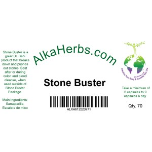 AlkaHerbs Stone Buster