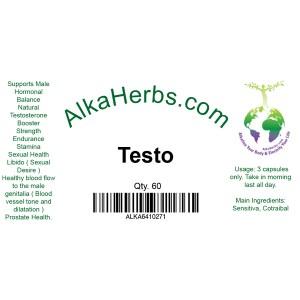 AlkaHerbs Testo