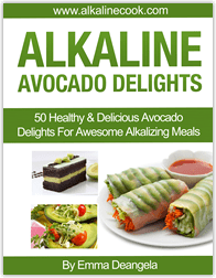 Alkaline Cook - Best Selling Recipes Book 10