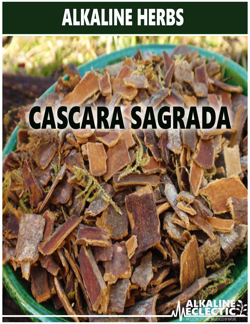 ALKALINE HERBS CASGARA SAGRADA
