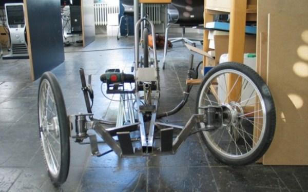 Трехколесный электровелосипед Rennholz трайк | Велосипед