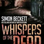 Recension: Whispers of the Dead av Simon Beckett