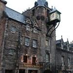 Edinburgh i böcker