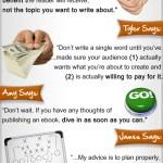 Lästips: 14 framgångsrika e-boksförfattare delar med sig av sina bästa tips