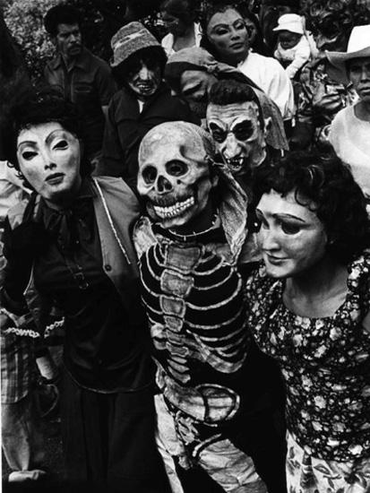 Graciela Iturbide, Procesión, Chalma, México, 1984