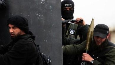 """Photo of """"داعش"""" يعدم تسعة من عناصره العراقيين شرقي دير الزور"""