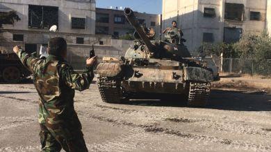 Photo of الجيش العربي السوري يسيطر على مناطق جديدة في المنطقة الجنوبية