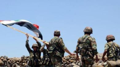 Photo of الجيش العربي السوري يسيطر على 60% من محافظة درعا