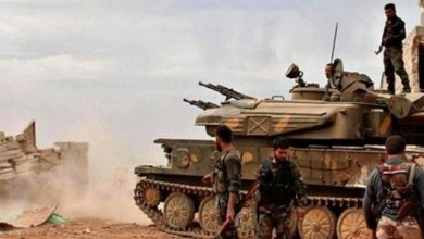 Photo of وحدات من الجيش تحكم سيطرتها على عدد من القرى شرق تدمر