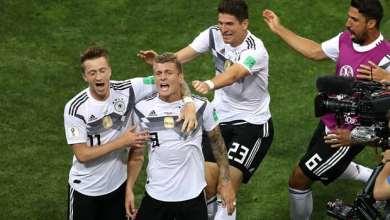 Photo of ألمانيا في اللحظات الأخيرة تحافظ على آمالها .. وتونس توّدع
