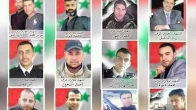 Photo of شهداء حامية فرع الأمن الجنائي و معركة الحسكة بذكراها الثالثة