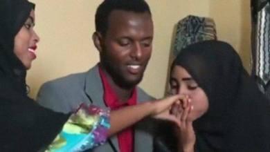 Photo of شاب صومالي يحقق حلمه و يتزوج من امرأتين في يوم واحد