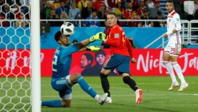 "Photo of إسبانيا والبرتغال ""بشق الأنفس"" إلى الدور الثاني"