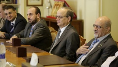 "Photo of هيئة التفاوض السورية المعارضة تنفي حضورها لقاء ""جنيف"" المقبل"
