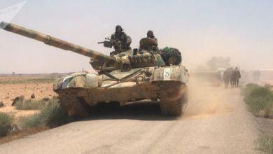 Photo of الجيش العربي السوري يسيطر على 27 نقطة من المخافر الحدودية مع الأردن