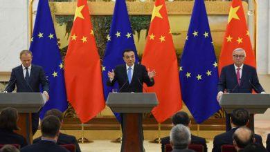 Photo of الصين والاتحاد الاوروبي: ندعم تسوية الأزمة السورية سياسياً