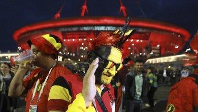 Photo of المترو البلجيكي يصدح بأغاني المنتخب الفرنسي بسبب خسارته رهان المباراة