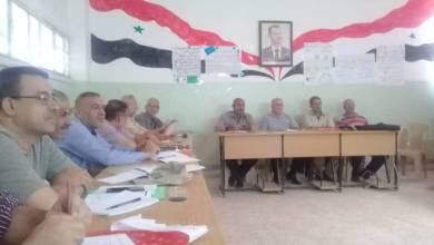 Photo of دورات تدريبية على المنهاج الدراسي الجديد والدعم النفسي للتربويين في دير الزور