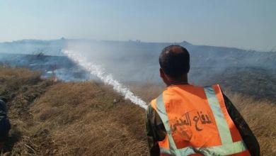 Photo of استشهاد إطفائي أثناء إخماد الحرائق بريف حمص الغربي