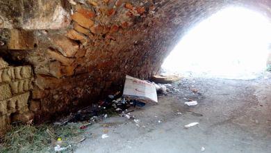 "Photo of إهمال وقمامة وجرذان وأفاعي في طرطوس القديمة .. والبلدية ""بدها مهمة """