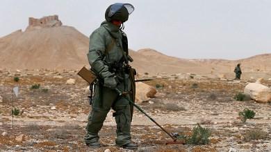 Photo of إزالة أكثر من 17 ألف لغم في سوريا