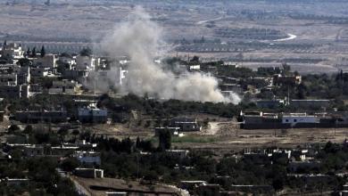 Photo of التنظيمات المتشددة تواصل قصفها المناطق السكنية في القنيطرة