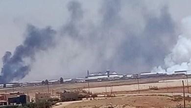 Photo of إصابة 43 سورياً باختناق نتيجة حريق مصنع كبريت في الأردن